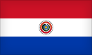 Flagge: Paraguay